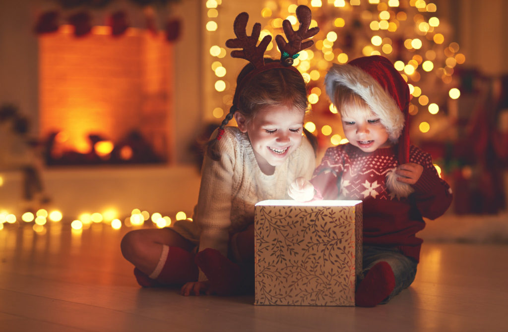 Christmas photography tips: Christmas photos of kids